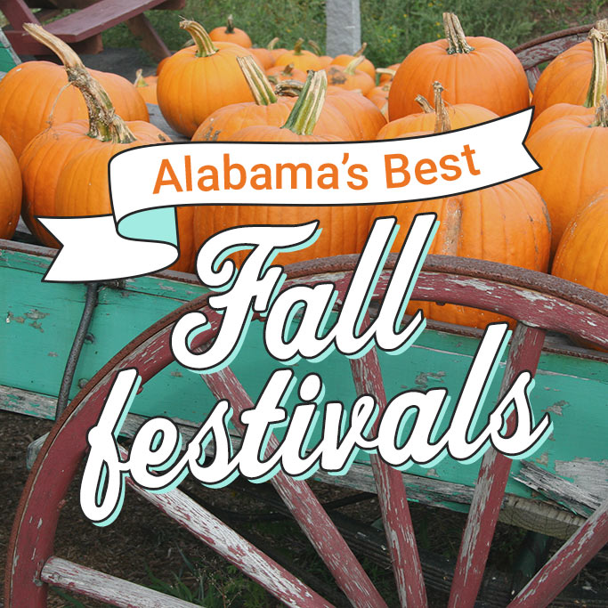 Alabama's Best Fall Festivals