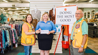 Lions Club Gives Back!