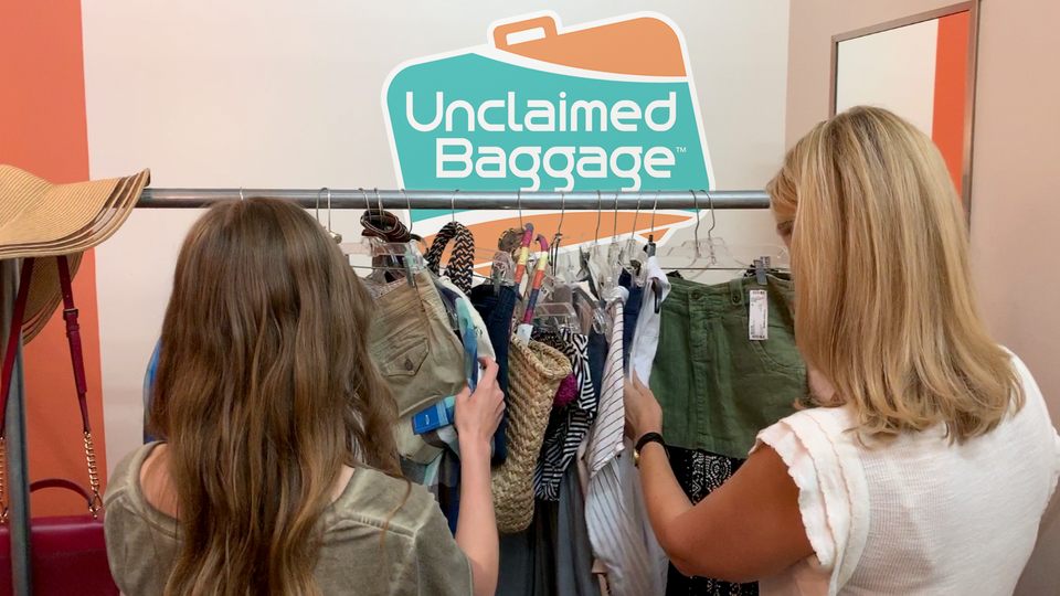 Unclaimed Baggage: The Series / Episode 1 / Comparison Pricing