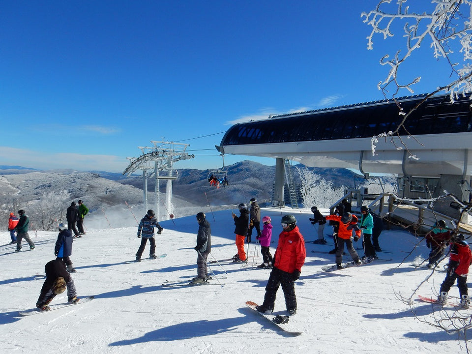 Southeast Ski Destinations