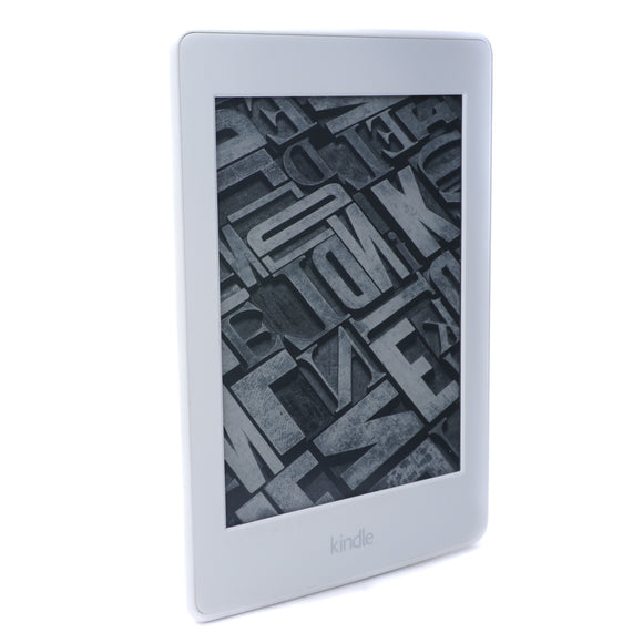 Kindle Paperwhite 3 4GB 3G White