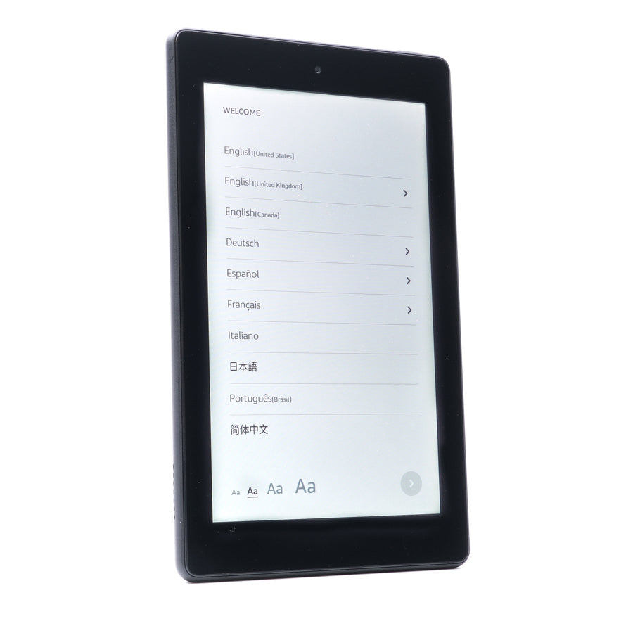 "Kids Kindle Fire 7 (9th Gen.) 7"" 16GB Black"