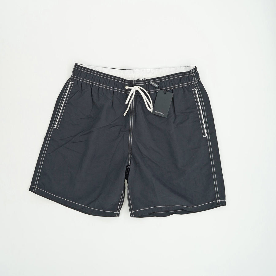 Elastic Waist Swim Trunks Size 32