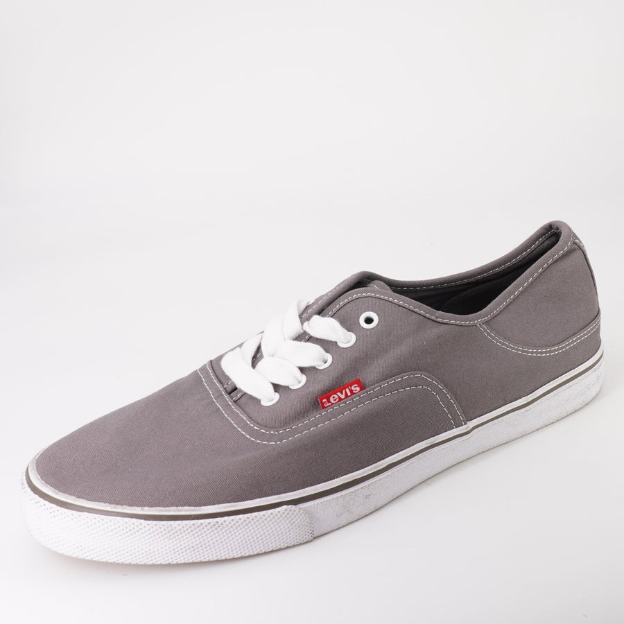 Casual Canvas Lace-up Sneaker Size 12