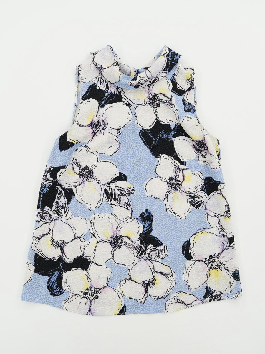 Casual Floral Tank Size S