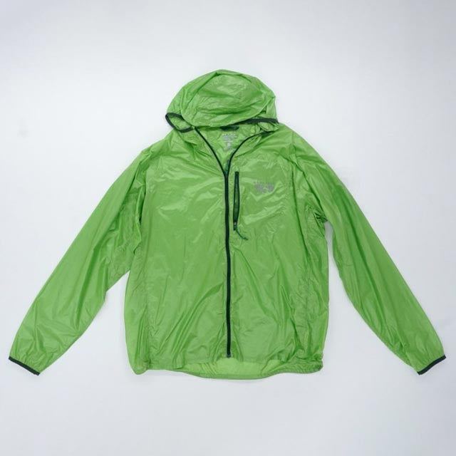 Lime Green Lightweight Jacket Size XL