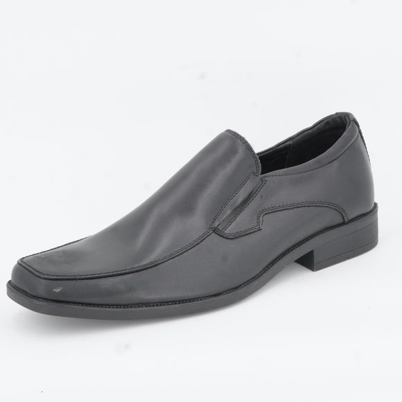 Black Slip On Dress Shoes Size 11