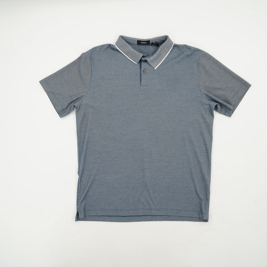 Short Sleeve Polo Size L