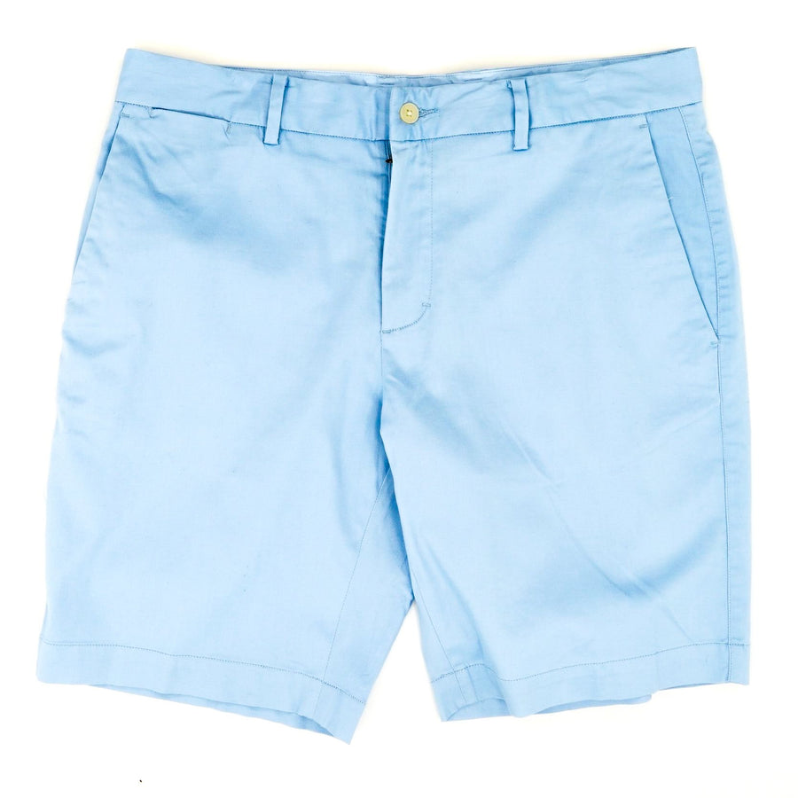 Blue Big Daddy Cool Golf Shorts