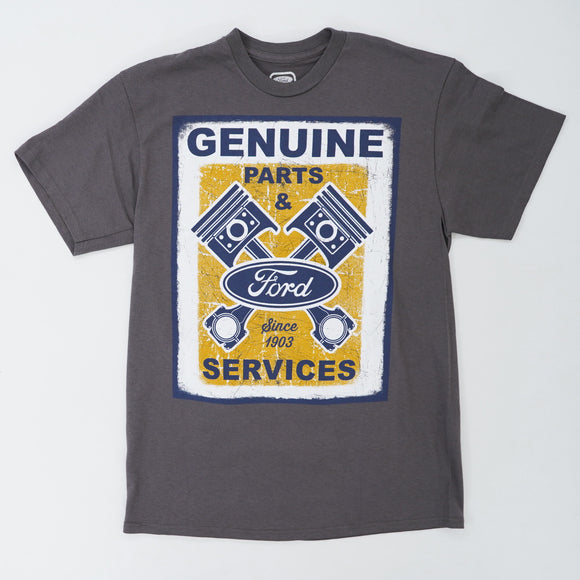 "Ford ""Genuine Parts & Services"" Tee Size M"