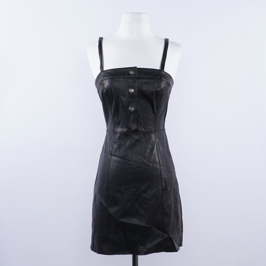 Nice And Cool Mini Dress - Size 0, 4