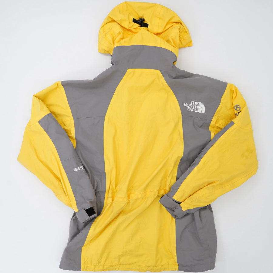 Yellow/Gray Gore-Tex Summit Series Jacket Size L