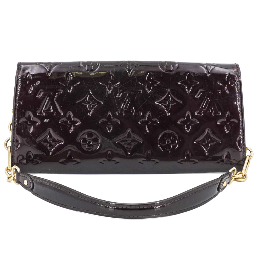 Monogram Vernis Leather Sunset Boulevard Clutch
