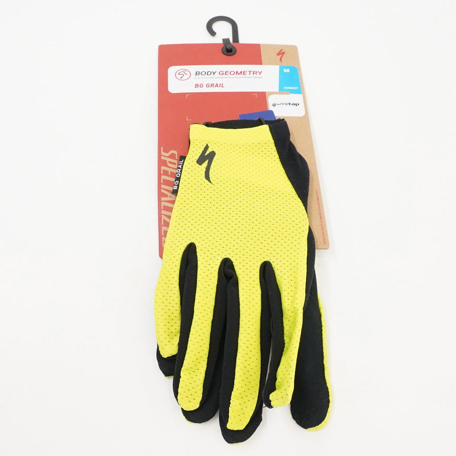 BG Grail Long-Finger Biking Gloves - Size M