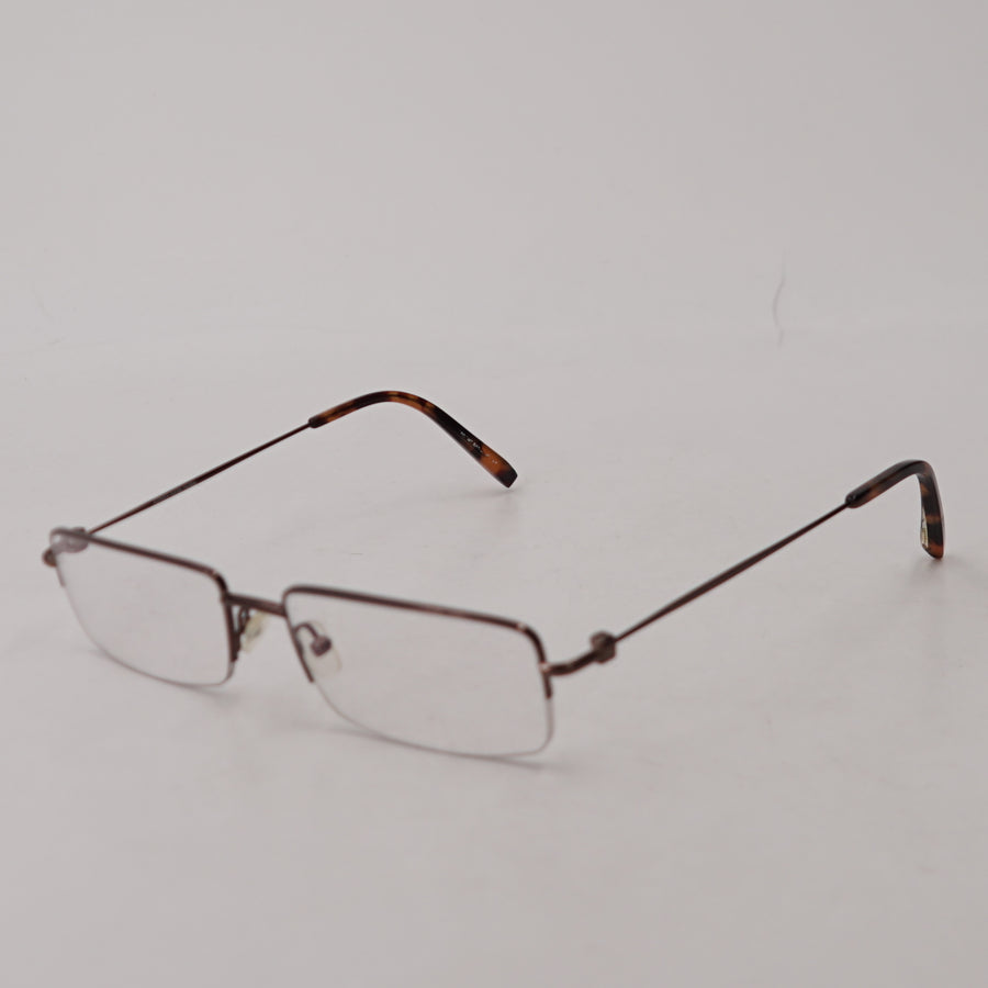J343 Eyeglasses In Brown