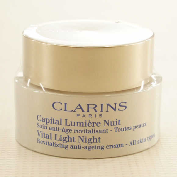 Vital Light Night Revitalizing Cream
