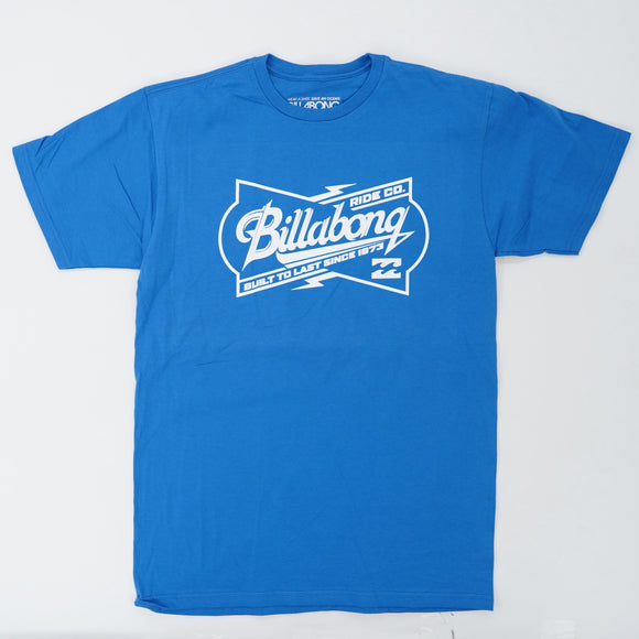 "Billabong ""Built To Last"" Tee Size M"