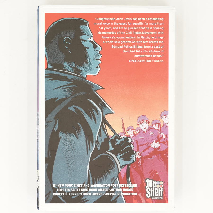 March Trilogy Slipcase Edition Graphic Novel