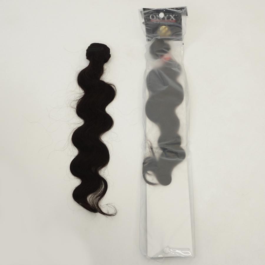 "Set Of Two 7A 24"" Body Wave 100% Virgin Brazilian Hair Extensions"