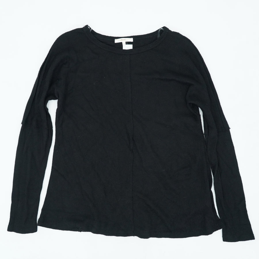 Black Pullover Sweater Size S