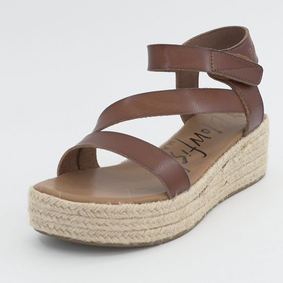 Lover Rope-Scotch Dyecut Sandals