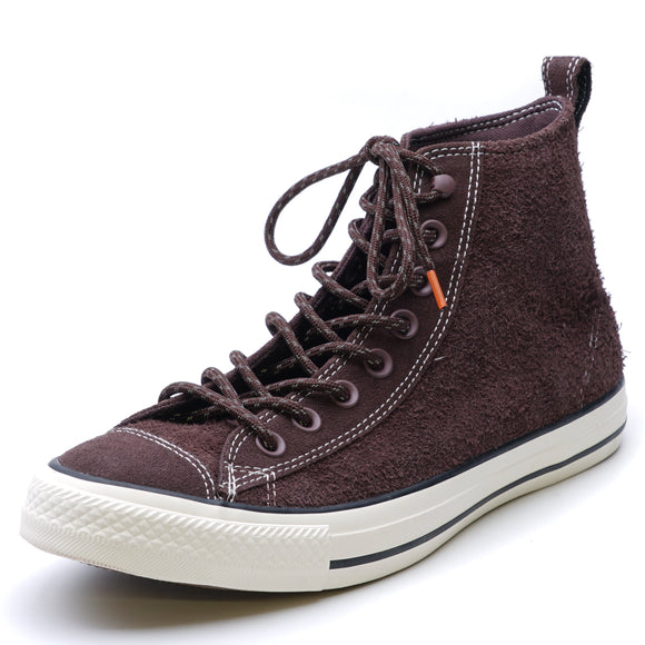 Burnt Umber High Top Chuck Taylor Athletic Shoes Size 8