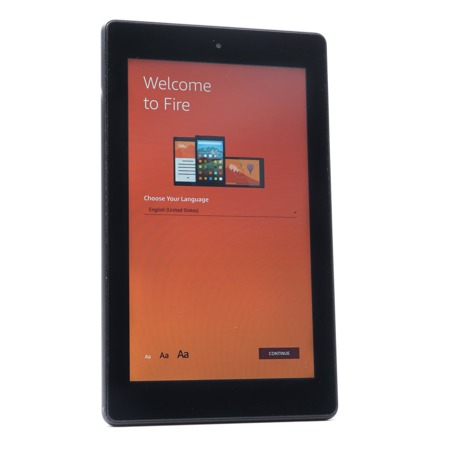 Kindle Fire 7 (7th Gen.) 16GB Black