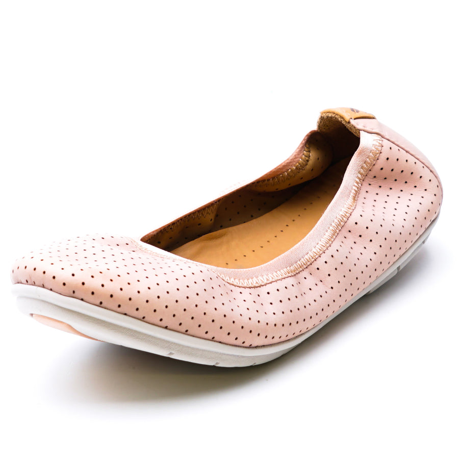 Perforated Flats Size 8
