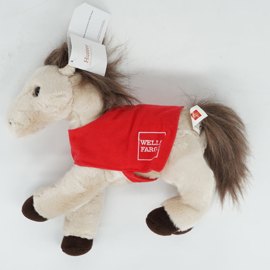 Hunter Horse Plush