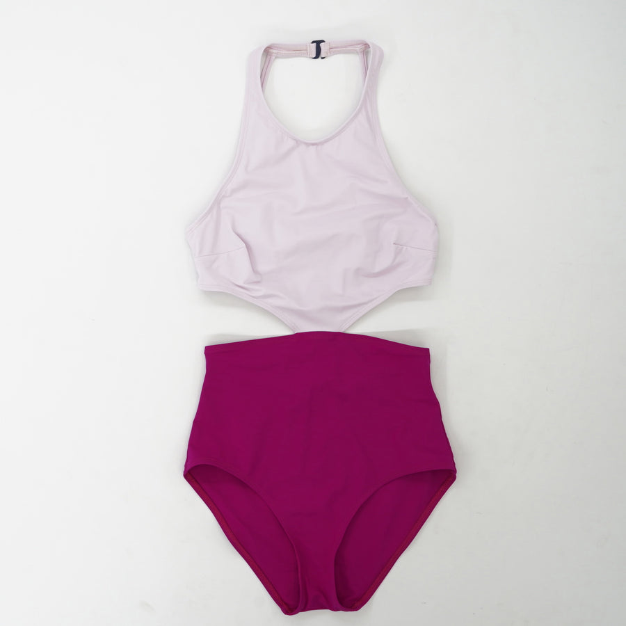 Two Toned Lynn One Piece Size S