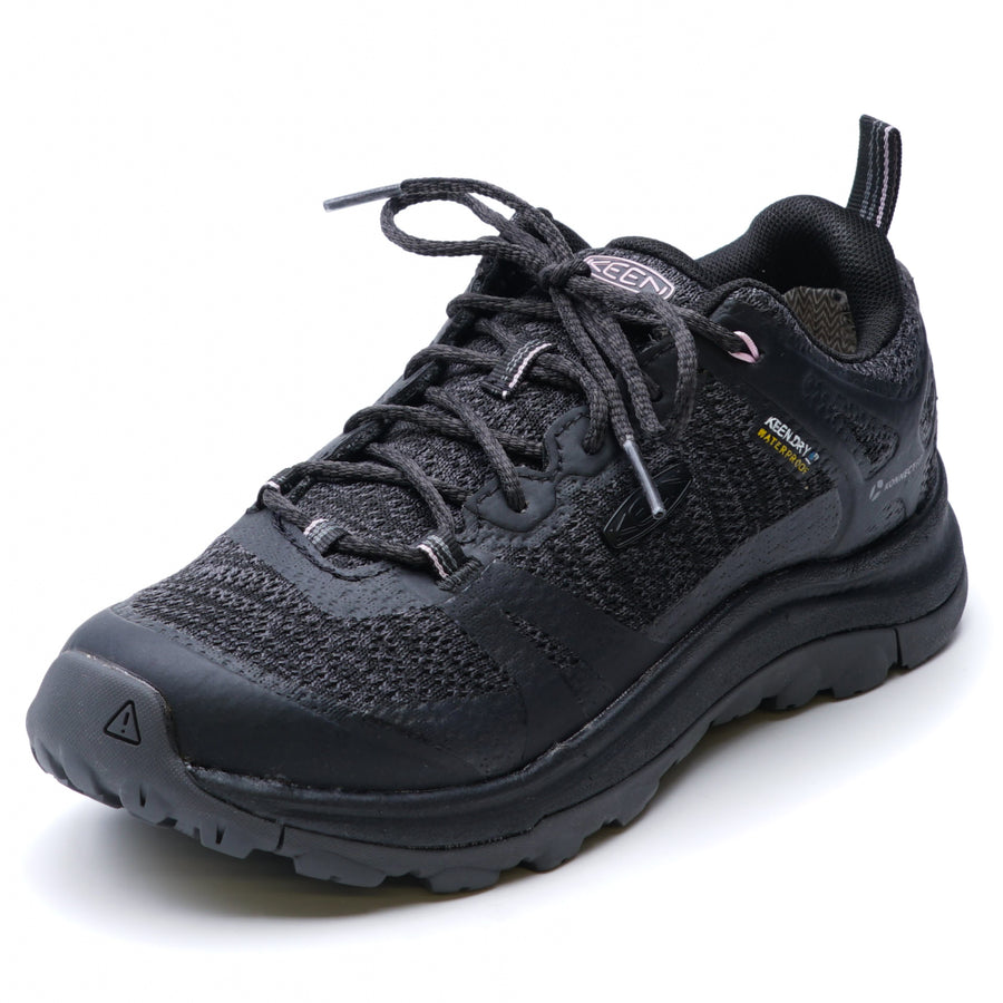 Terradora II Waterproof Low Hiking Boots Black/Magnet