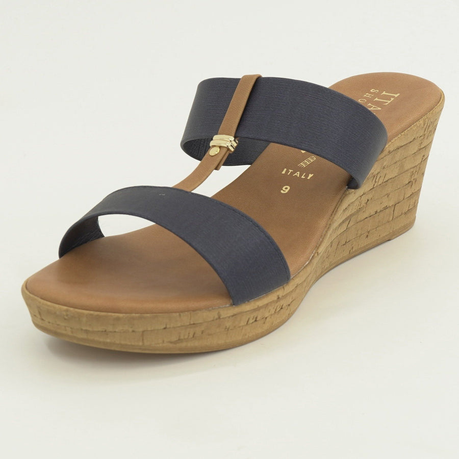 Beatrix-Denim Sandals