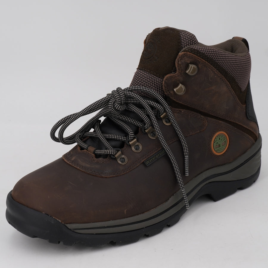 White Ledge Waterproof Mid Hiker Boots Size 9.5