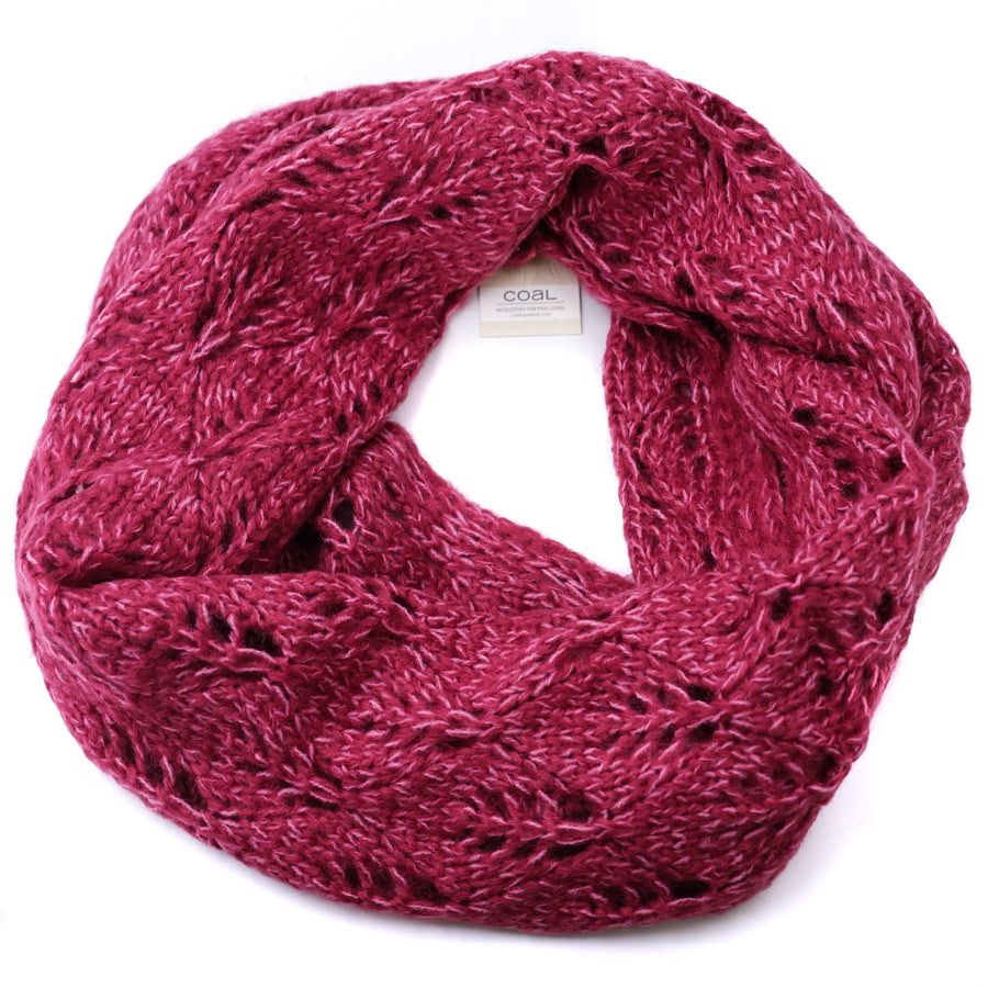 The Madison Scarf In Berry