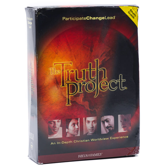 The Truth Project DVD Set