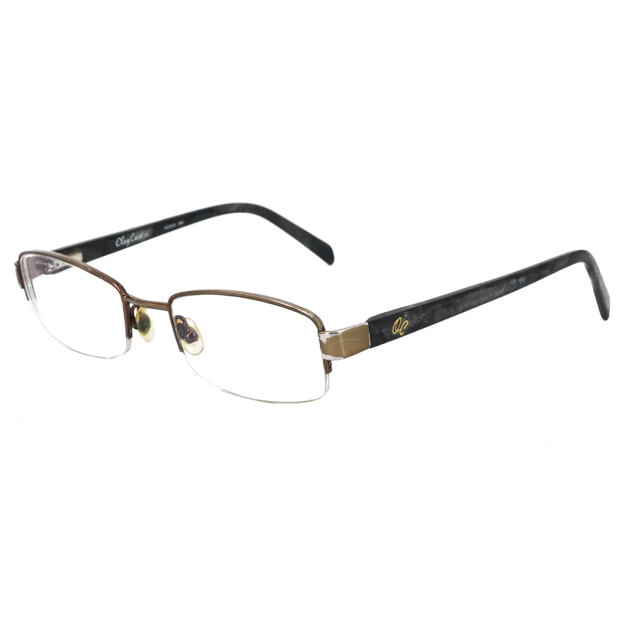 Half Rim Prescription Eyeglasses
