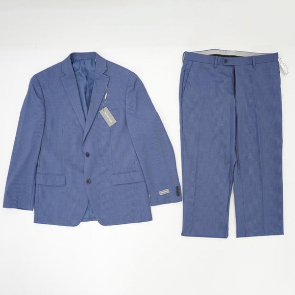 Pinstripe Suit 2pc. Size 40R