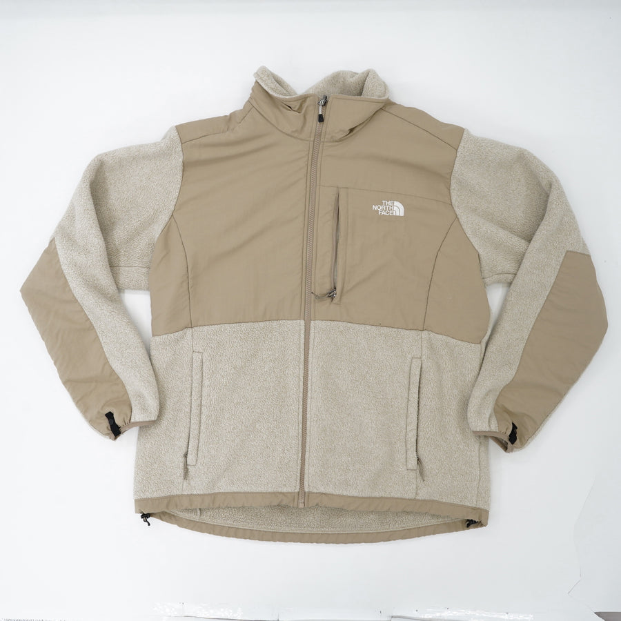 Tan Fleece Jacket Size 2XL