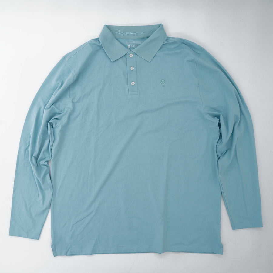 Long Sleeve Weekend Polo Size XL