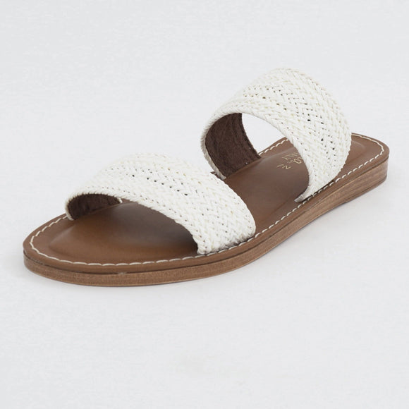 Imo Italy-White Sandals