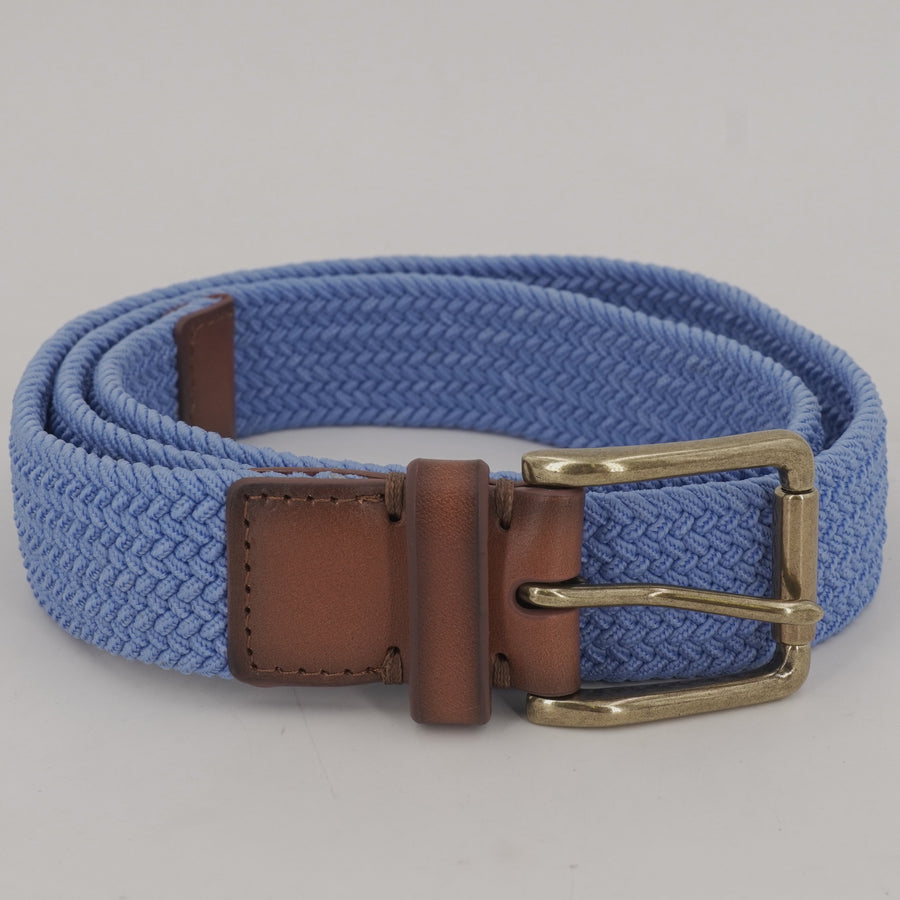 Elastic Braid Stretch Belt