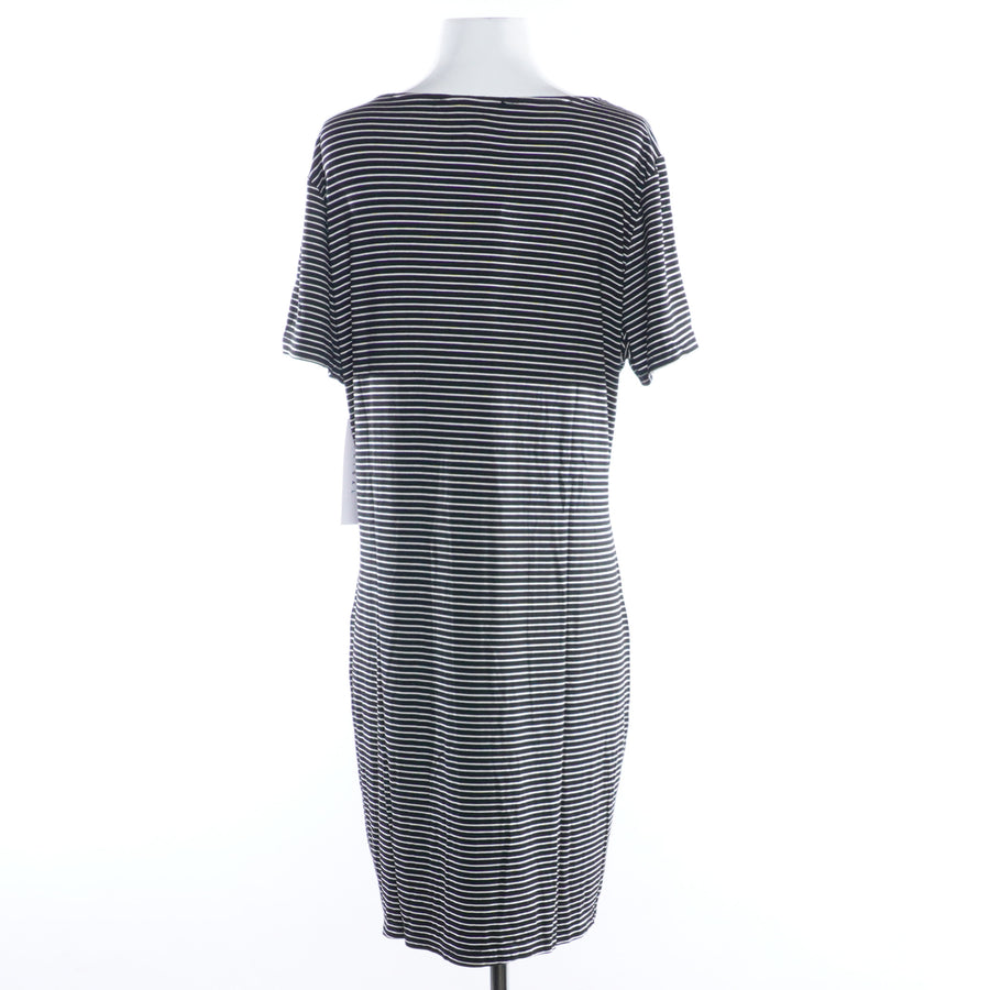 T-Shirt Dress With Tie - Size XL