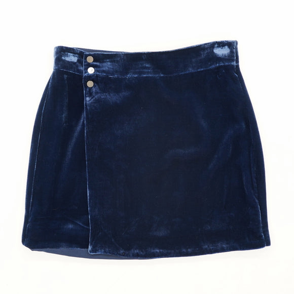 Velvet Mini Skirt Size XXS