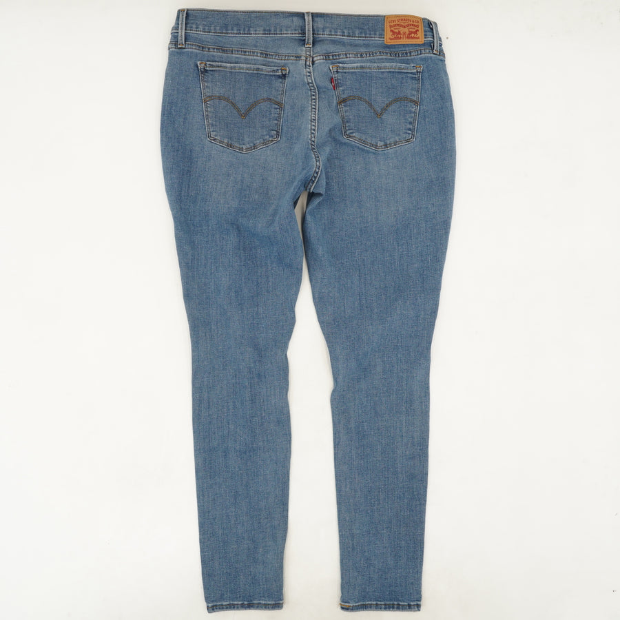 Super Skinny High Stretch Jeans - Size 34
