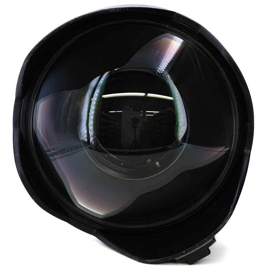 N120 230mm Optically Coated Glass Fisheye Dome Port for Canon EF 11-24mm f/4L USM