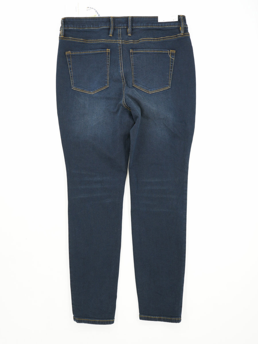 Tommy Bahama High-Rise Ankle Skinny Denim Jean Size 30W 28L