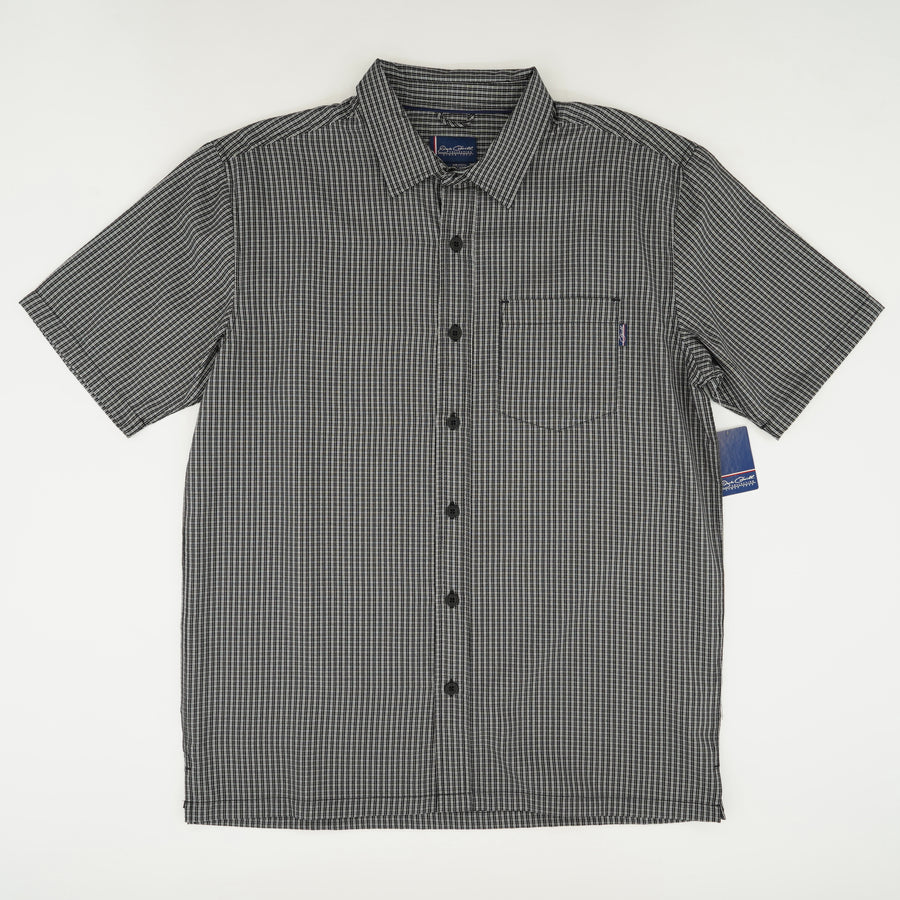 Jack O'Neill Ford Short Sleeve Button Down Size S