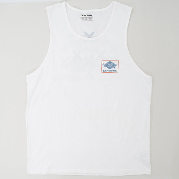 Plate Lunch Logo Tank Top Size XL