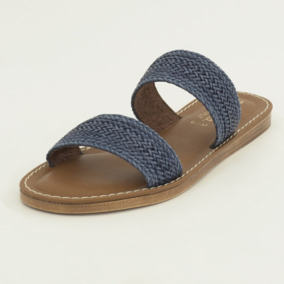 Imo Italy-Navy Sandals
