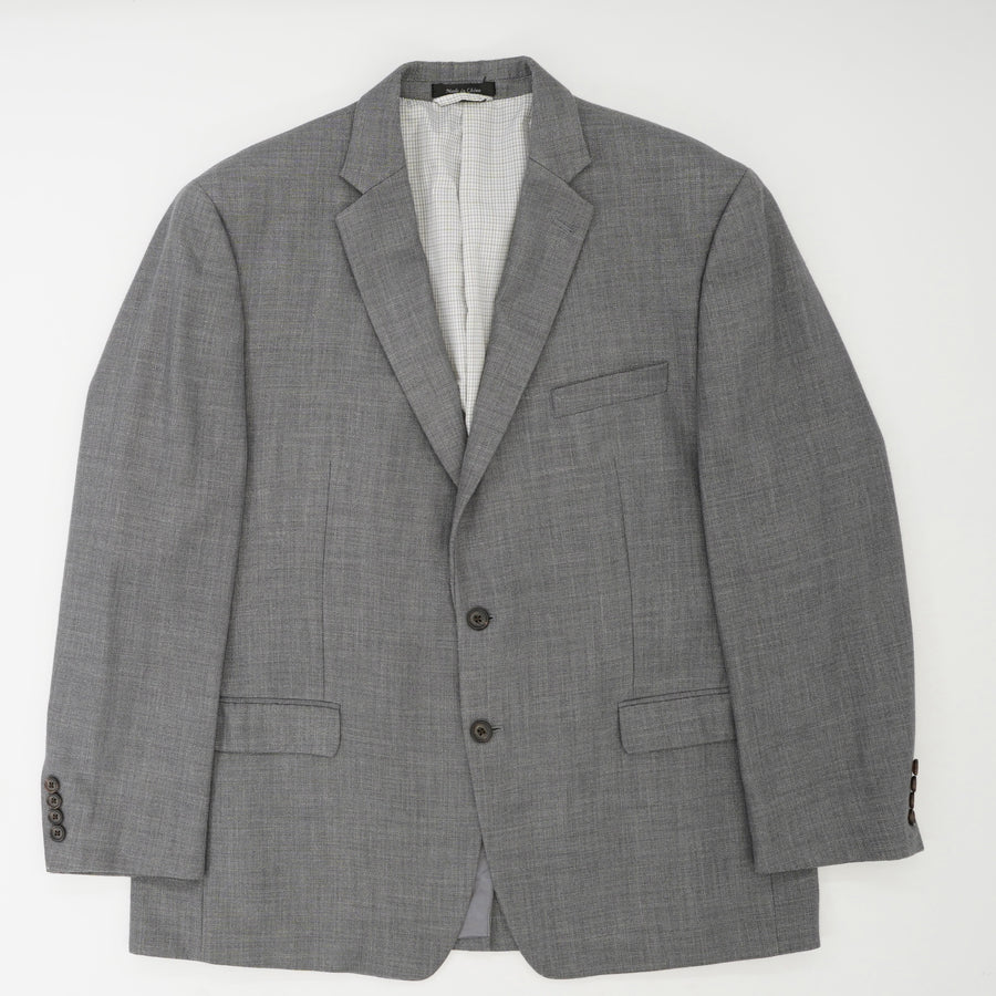 Polyester Blend Sports Coat Size 54R
